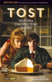 Ok�adka - Tost. Historia ch�opi�cego g�odu
