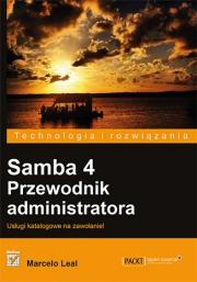 Ok�adka - Samba 4. Przewodnik administratora