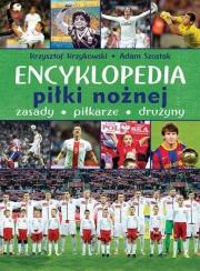 Ok�adka - Encyklopedia pi�ki no�nej Zasady pi�karze dru�yny
