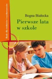 Ok�adka - Pierwsze lata w szkole