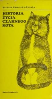 Ok�adka - Historia �ycia czarnego kota