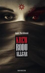 Ok�adka - Krew Rodu Allgar