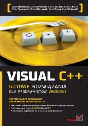 Ok�adka - Visual C++. Gotowe rozwi�zania dla programist�w Windows