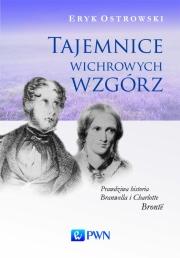 Recenzja - Tajemnice wichrowych wzgórz. Prawdziwa historia Branwella i Charlotte Brontë