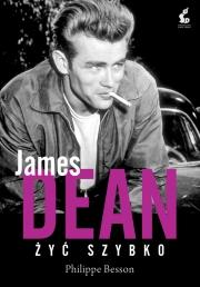 Ok�adka - James Dean. �y� szybko