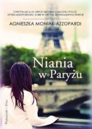 Ok�adka - Niania w Pary�u