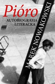 Ok�adka - Pi�ro. Autobiografia literacka