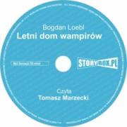 Ok�adka - Letni dom wampir�w. Audiobook