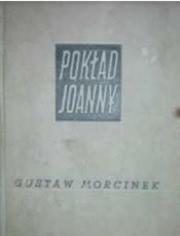 Ok�adka - Pok�ad Joanny