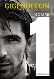 Ok�adka - Gigi Buffon. Numer 1