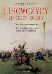 Ok�adka - Lisowczycy. �upie�cy Europy