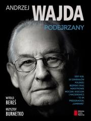 Ok�adka - Andrzej Wajda. Podejrzany