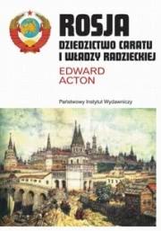 Ok�adka - Rosja. Dziedzictwo caratu i w�adzy radzieckiej