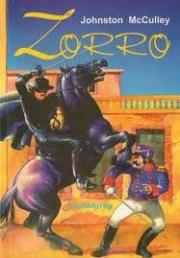 Ok�adka - Zorro