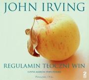 Okładka - Regulamin tłoczni win. Audiobook