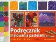 Ok�adka - Podr�cznik malowania pastelami
