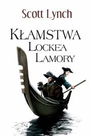 Okładka - Kłamstwa Lockea Lamory