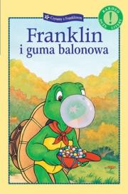 Ok�adka - Franklin i guma balonowa
