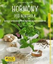 Ok�adka - Hormony pod kontrol�. Dzi�ki sprawdzonym metodom naturalnym