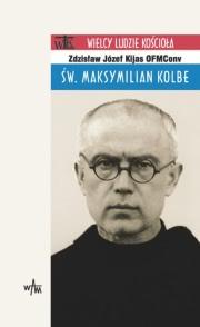 Ok�adka - �w. Maksymilian Kolbe
