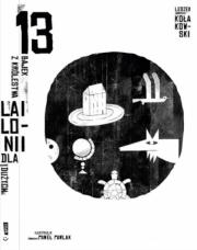 Ok�adka - 13 bajek z kr�lestwa Lailonii dla du�ych i ma�ych