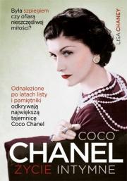 Okładka - Coco Chanel. Życie intymne