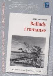 Ok�adka - Ballady i romanse. Lektura z opracowaniem i audiobookiem