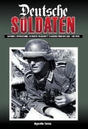 Ok�adka - Deutsche Soldaten. Mundury, wyposa�enie i osobiste przedmioty...