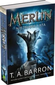 Ok�adka - Merlin. Ksi�ga I. Nieznane lata
