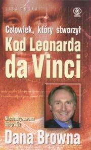 Ok�adka - Cz�owiek, kt�ry stworzy� Kod Leonarda da Vinci