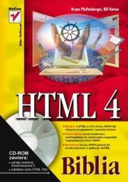 Ok�adka - HTML 4. Biblia