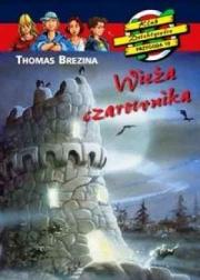 Okładka - Wieża czarownika