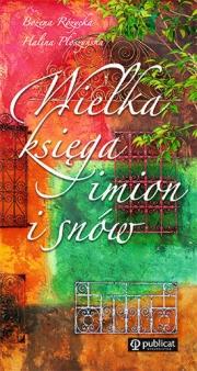 Ok�adka - Wielka ksi�ga imion i sn�w