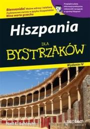 Ok�adka - Hiszpania dla bystrzak�w. Wydanie IV