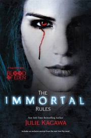 Ok�adka - Blood of Eden. The Immortal Rules 1