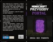 Ok�adka - Przygody w �wiecie Minecraftu (#2). Portal