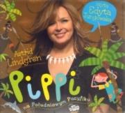 Ok�adka - Pippi na Po�udniowym Pacyfiku. Audiobook
