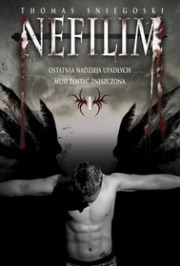 Okładka - Ostatni Nefilim
