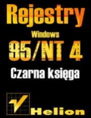 Ok�adka - Rejestry Windows 95/NT. Czarna ksi�ga