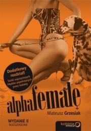 Ok�adka - AlphaFemale. Wydanie II rozszerzone