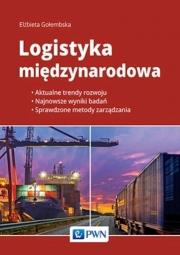 Ok�adka - Logistyka mi�dzynarodowa.