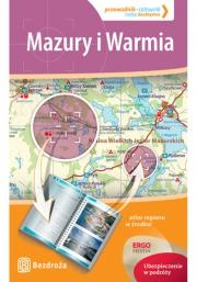 Ok�adka - Mazury i Warmia. Przewodnik - Celownik. Wydanie 1