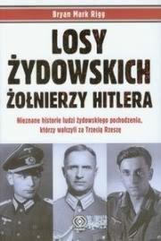 Ok�adka - Losy �ydowskich �o�nierzy Hitlera