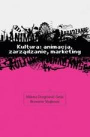 Ok�adka - Kultura: zarz�dzanie, animacja, marketing