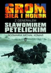 Ok�adka - GROM: Si�a i honor