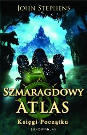 Ok�adka - Szmaragdowy atlas
