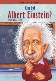 Ok�adka - Kim by� Albert Einstein?