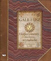 Ok�adka - Galileusz. Obserwacje eksperymenty i wynalazki