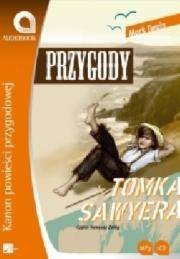 Okładka - Przygody Tomka Sawyera. Audiobook
