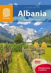 Ok�adka -  Albania. Ba�ka�ski Dziki Zach�d. Wydanie 1